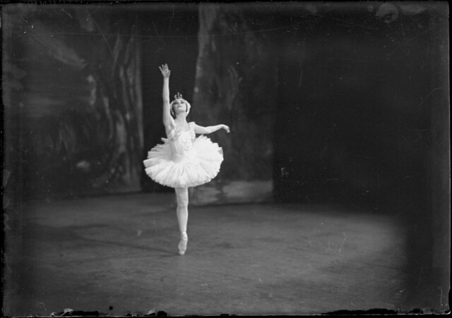 The Geoffrey Ingram collection of ballet photographs from the Ballets Russes Australian tour, 1936-1940.