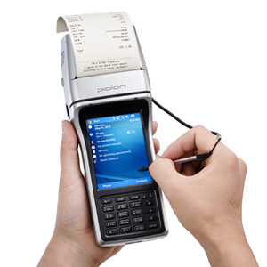 BIP-1300 All in One Mobile POS