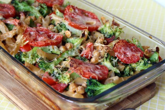 Tomato, Broccoli and Mozzarella Pasta Casserole | Flickr - Photo ...