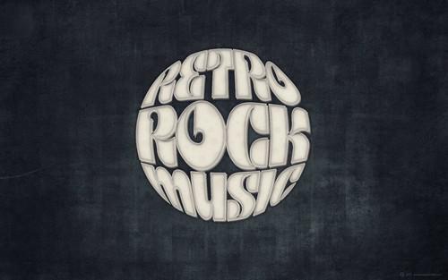 FONTFABRIC »Kare« ✘ Retro Rock Music (for widescreen displays)