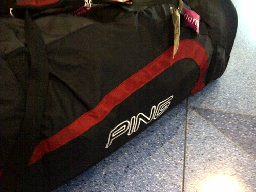 PING Travel Cover