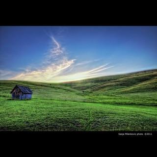 Little house on the prairie [Explored]