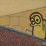 A Little Graffiti in Neukoelln, Berlin