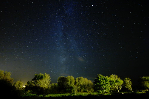 North Devon Milky Way