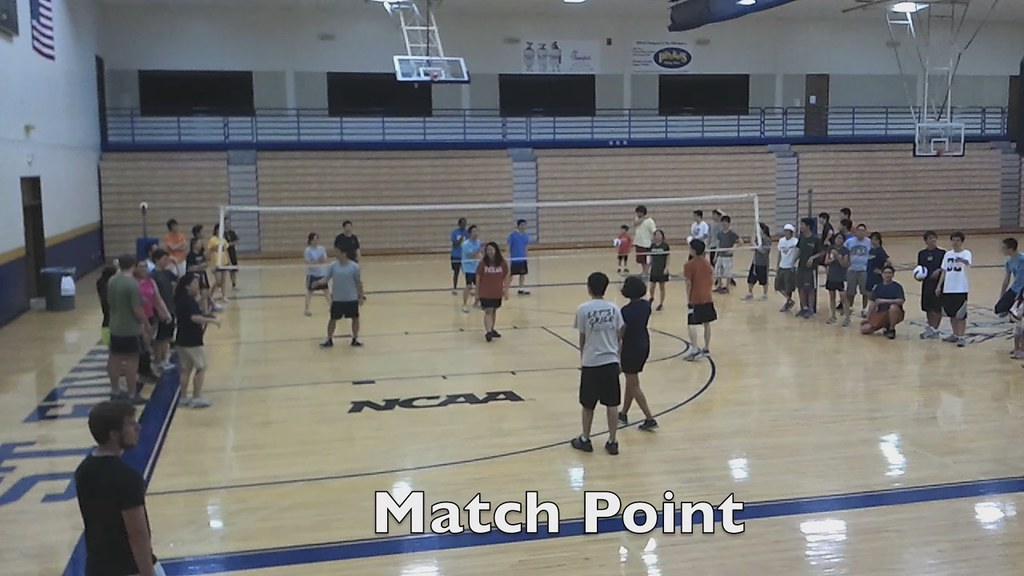 Epic Volleyball