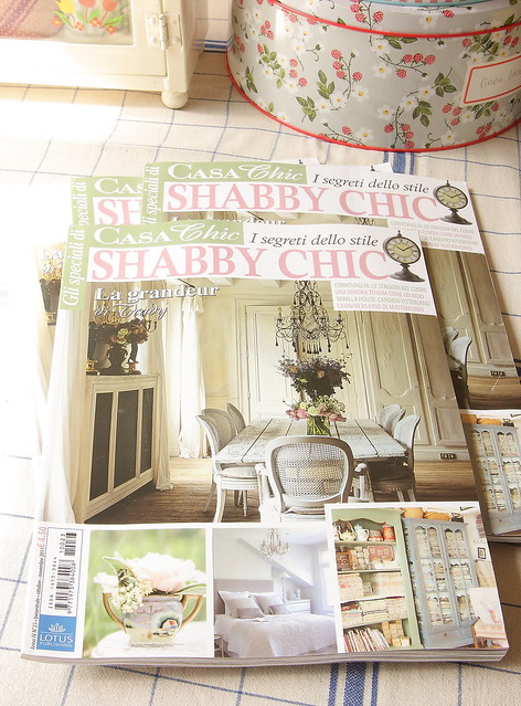 my home on italiano shabby chic magazine flickr photo sharing. Black Bedroom Furniture Sets. Home Design Ideas