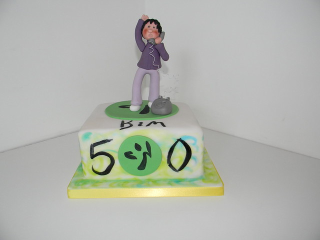 Zumba Cake Photos http://www.flickr.com/photos/dawns-cakes/6192377369/