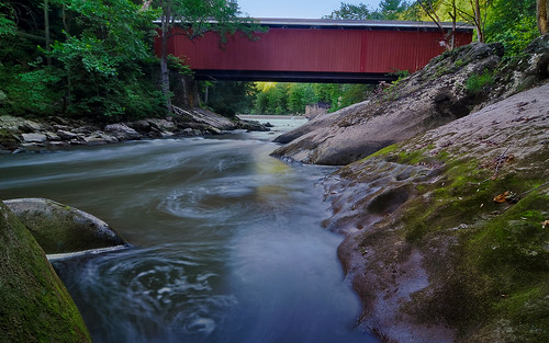 park bridge trees red wallpaper mill nature water rock rural creek photography nikon state pennsylvania tokina whirlpool covered 1224mm slippery mcconnells d90 mattgranz