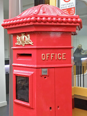 Victorian Penfold Postbox JE2 4WX