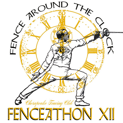 , Fenceathon 12 T-Shirt Design con Guanaco, My cartoon Blog, My cartoon Blog