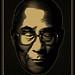 "DALAI LAMA: ""The Great Awakening"" | Limited Edition Print by CRYPTIK MOVEMENT"
