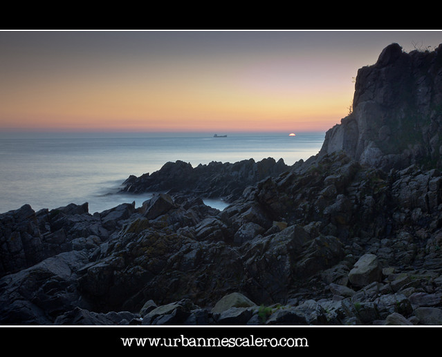 Bornholm [Denmark] - Epic Sunrise Near  Sanctuary Rocks (Helligdomsklipperne)