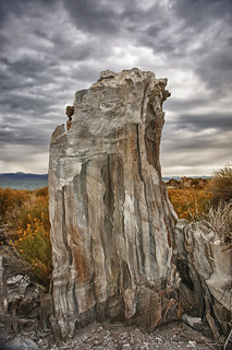 Sand Tufa Tower