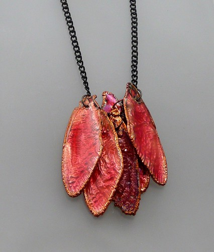 "Necklace ""Wings"""