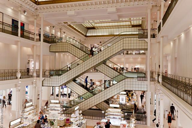 Stair - Le Bon Marche