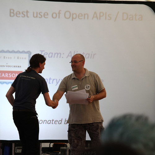 Alistair's Open APIs