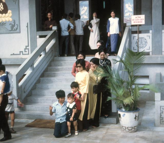 SG 1972 - Chùa Vĩnh Nghiêm