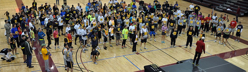 Army 10-Miler Shadow Run - Camp Humphreys - 2 OCT 2011