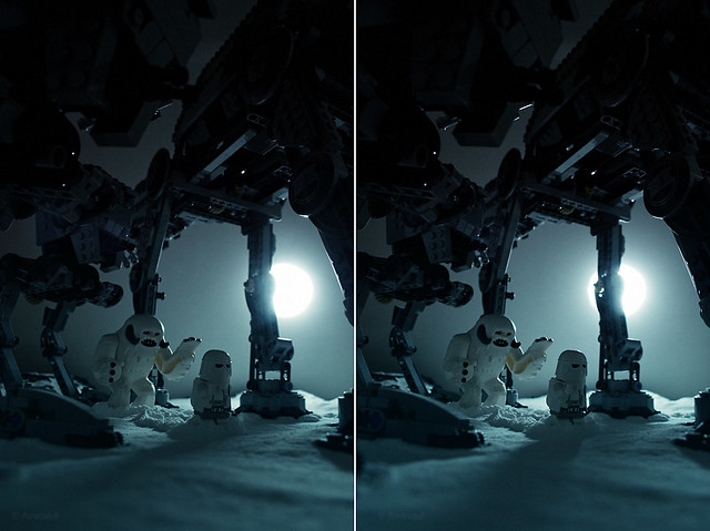 3D Nightwatch on Hoth