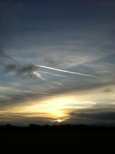 sunrise walks eynsham