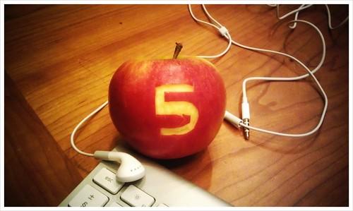 #letstalkiphone 5 #iphone5 ik heb hem