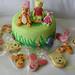 pooh cake n cookies2