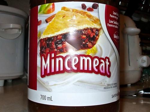 mincemeat apple crisp tarts/mincemeat