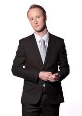 jacket(0.0), tuxedo(0.0), clothing(1.0), sleeve(1.0), man(1.0), blazer(1.0), outerwear(1.0), formal wear(1.0), suit(1.0),