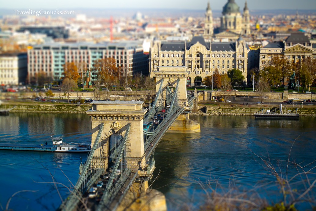 Budapest Hungary Miniature