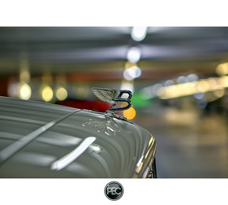 HDR Bentley Mulsanne - parking Foch