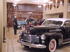Cadillac Dealer Showroom Display