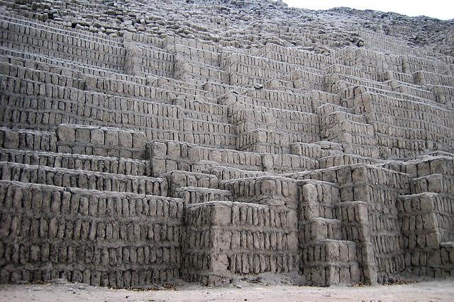 Ancient bricks
