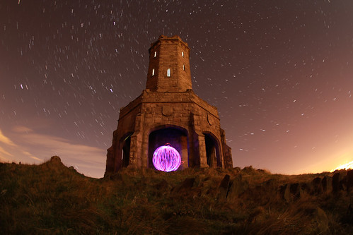 darwen tower 19/52 Explored 18th Oct
