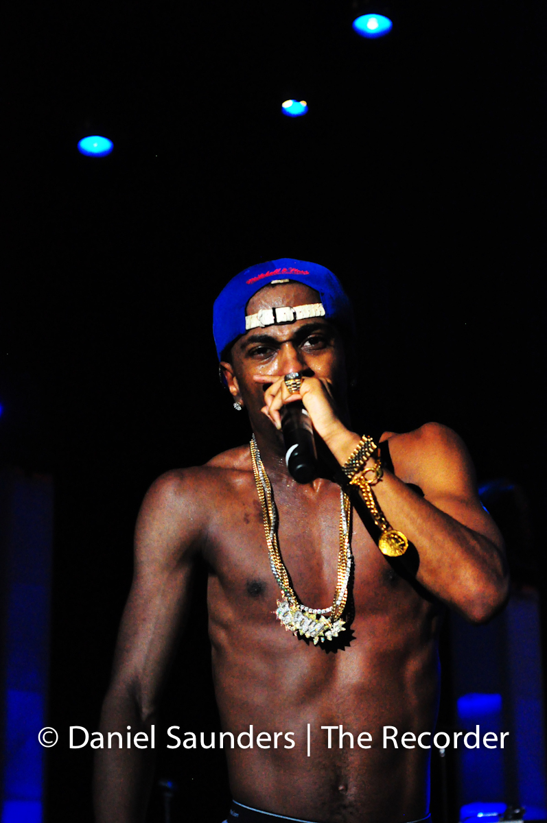 Big Sean Shirtless