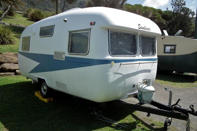 1966 Sunliner caravan