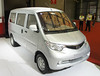 ZAP Jonway Van at Auto Shanghai 2011