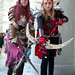 Blizzcon 2011 - Barbarian & Blood Elf Hunter