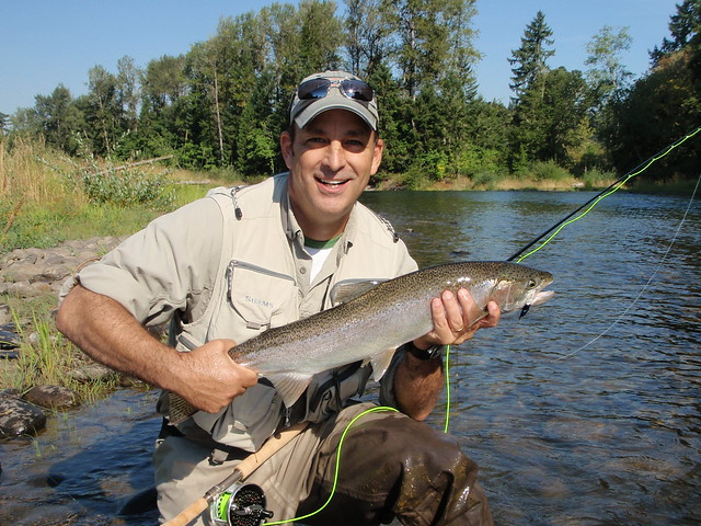 Willamette and mckenzie river steelhead report the for Mckenzie river fishing
