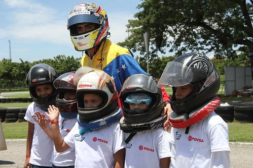 Maldonado en Maracay