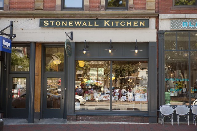 Stonewall Kitchen Sandwiched Between Two Foodie Cities A Little History And Our Staff 39 S