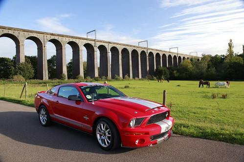 KR at Digswell Viaduct