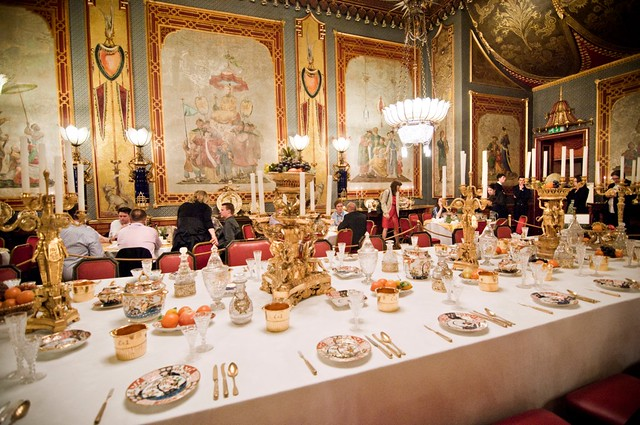 Update royal dinner flickr photo sharing for Table a diner
