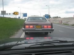 Various US-cars