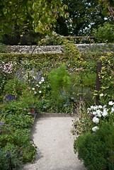 Le labyrinthe jardin des cinq sens yvoire haute savoie flickr photo sharing for Cloture de jardin haute savoie