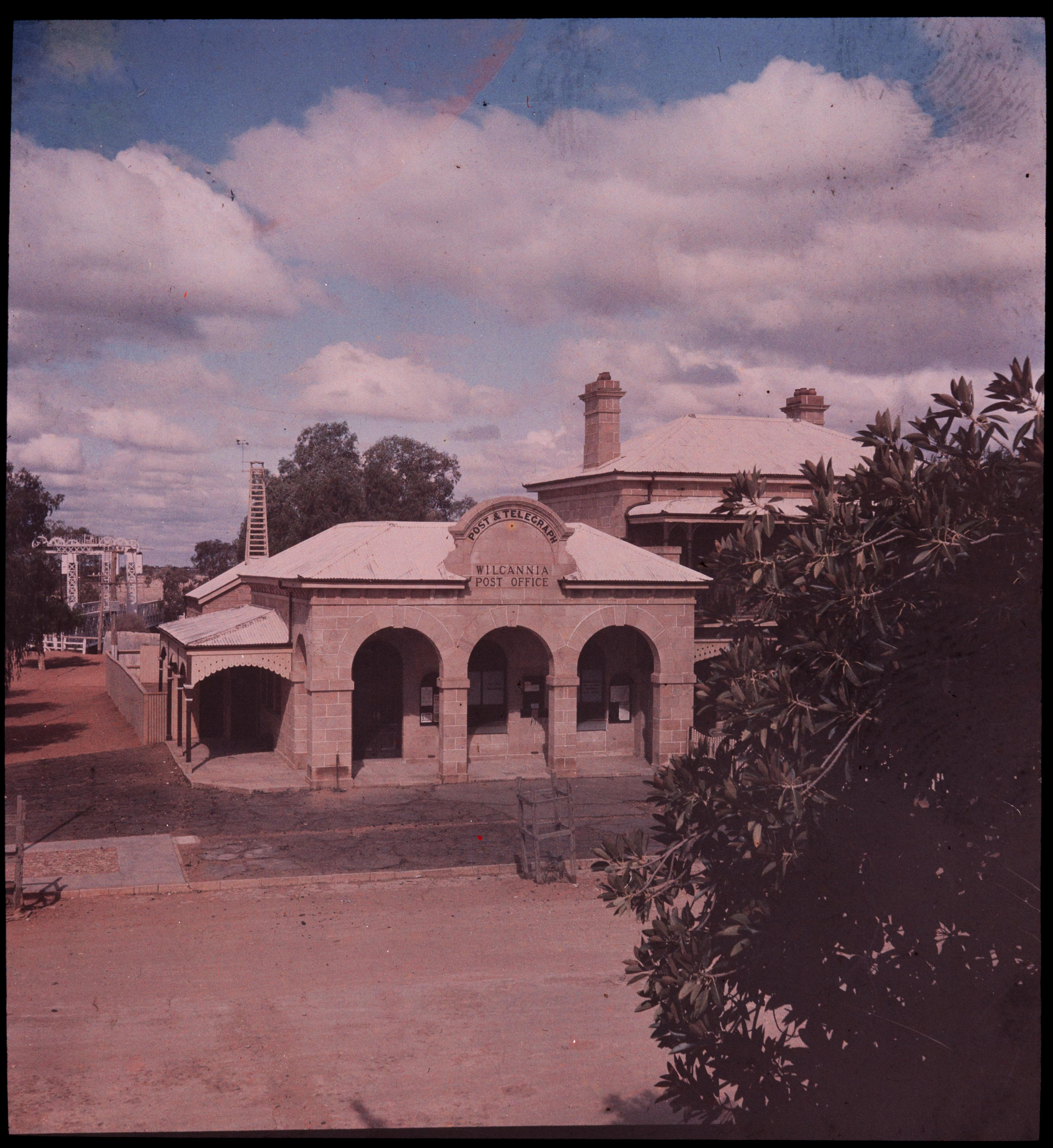 Post Office, Wilcannia, NSW, between 1935-1937 / photographer Reverend Edward (