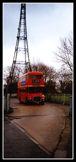London transport RM1 route 2 Crystal Palace Feb 1996.