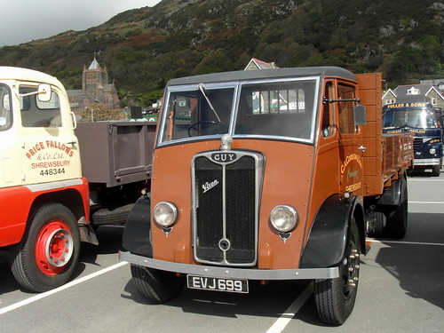 Vintage Truck Rally