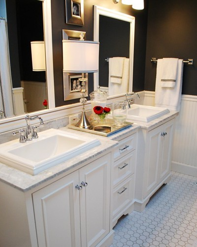 Trends overmount bath sinks the estate of things for Bathroom sink trends