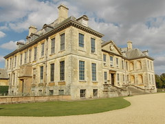 National Trust - Belton House visit on way home from the Yorkshire Holiday 2011.
