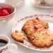cookies with dry cherries